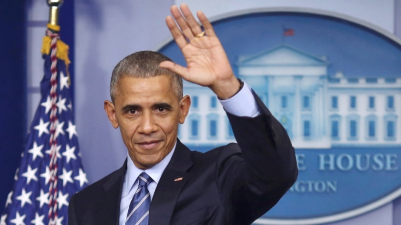 Có thể bạn chưa biết, cựu tổng thống Obama là người thuận tay trái