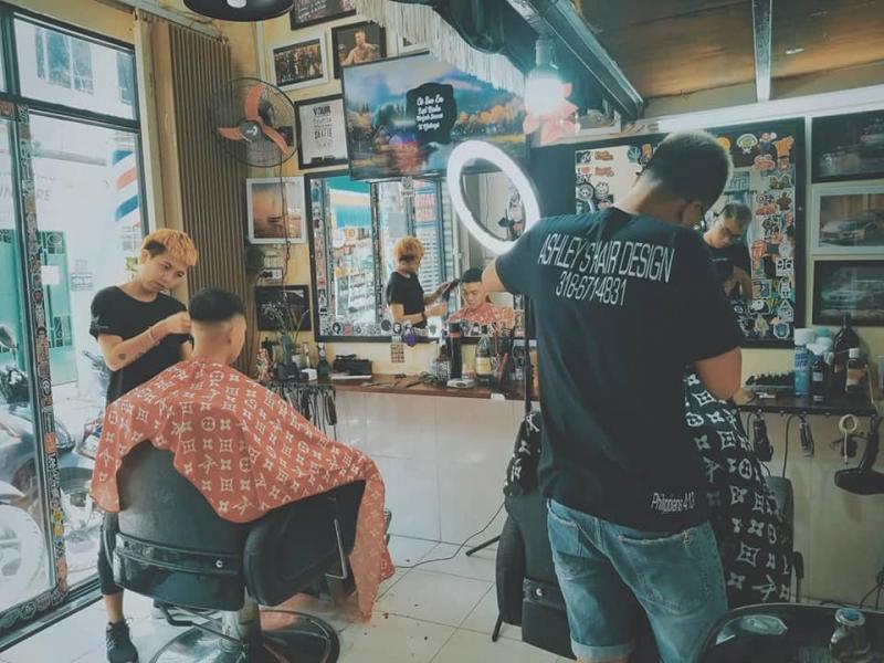 Bạn Tôi Barber Shop
