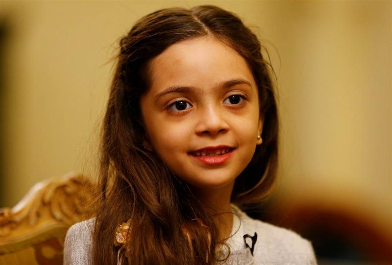 Bana Alabed đã giúp cả thế giới hiểu rõ hơn về cuộc sống đầy bi kịch của những người dân Syria