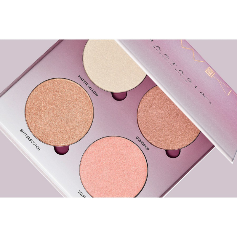 phấn bắt sáng Highlighter Anastasia Beverly Hills Sugar Glow kit