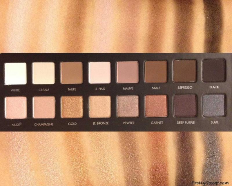 Bảng phấn mắt Pro Palette - Lorac