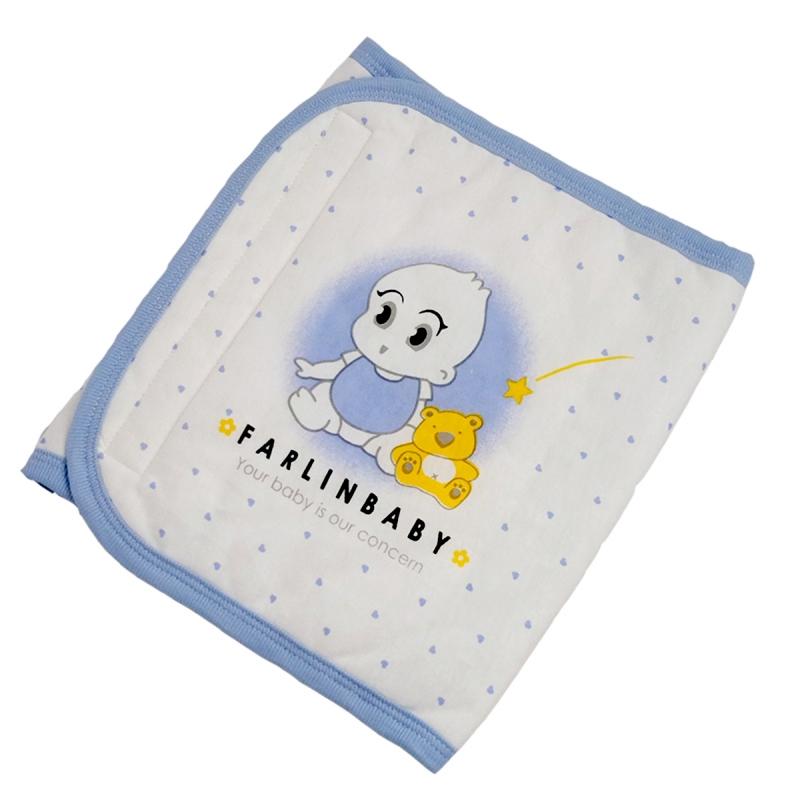 Băng rốn vừa giúp vệ sinh rốn lại vừa giữ ấm bụng cho bé