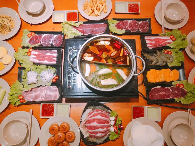 Top 10 Quán BBQ ngon nhất tại quận 1, TP. HCM