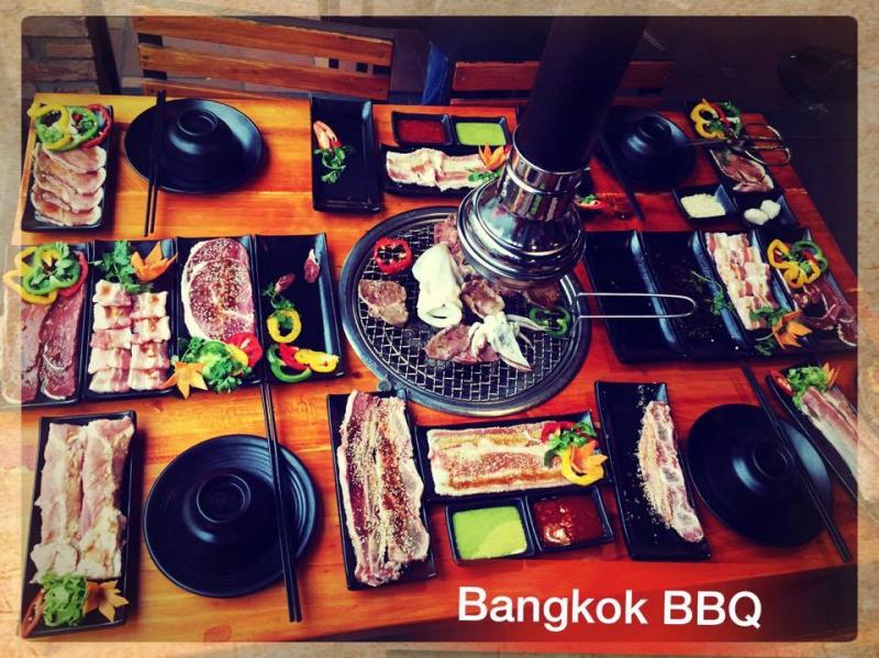 Bangkok BBQ Buffet – Nguyễn Văn Thương