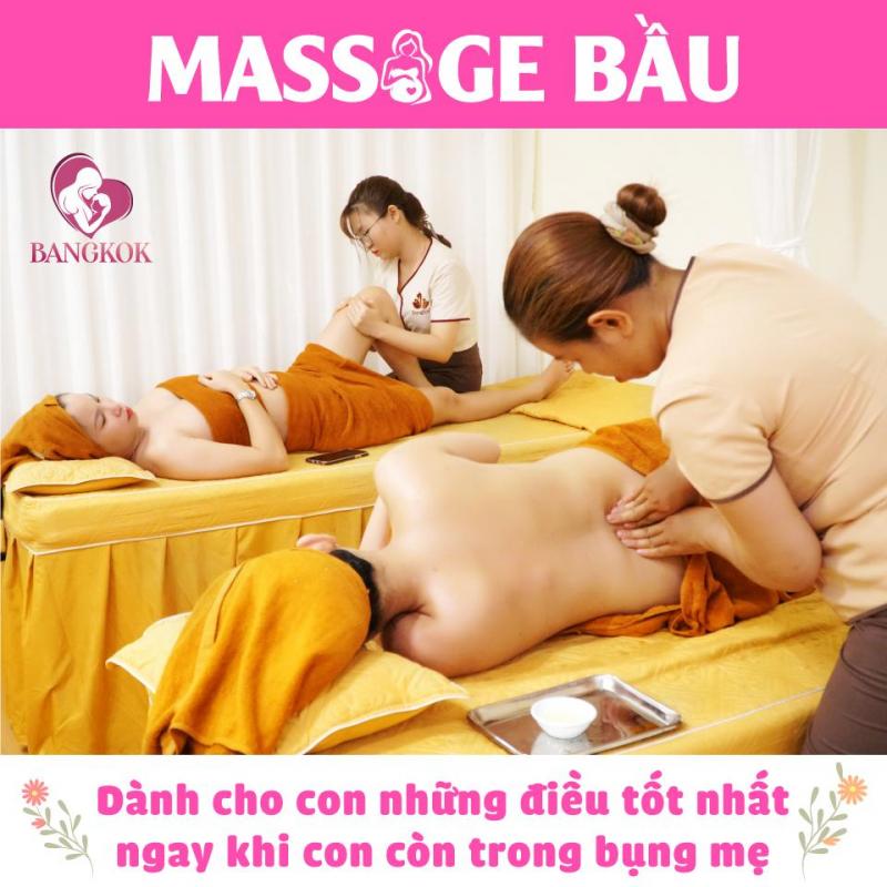 Bangkok spa - Chăm sóc sức khoẻ mẹ bầu và em bé