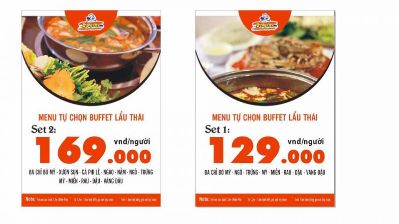 Bangkok Thai Cuisine - Giảng Võ