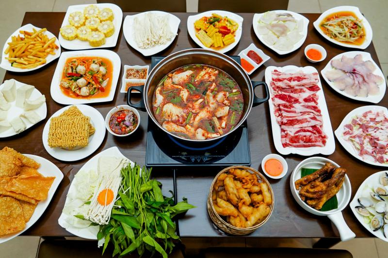 BANGKOK - Thai Kitchen