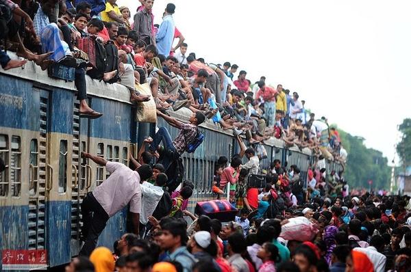 Bangladesh hiện đang giữ vị trí thứ 8 trong danh sách các quốc gia đông dân nhất thế giới