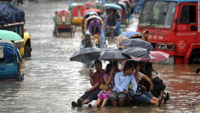 Số người thiệt mạng/năm do biến đổi khí hậu ở Bangladesh là 100.000 người