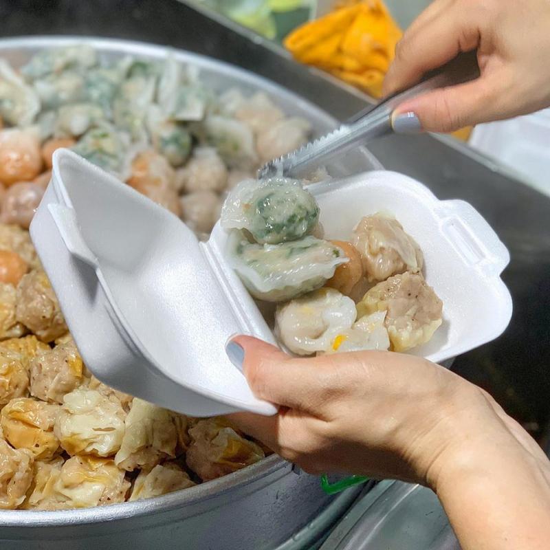 Bánh Bao, Há Cảo & Xíu Mại - Cô Giang