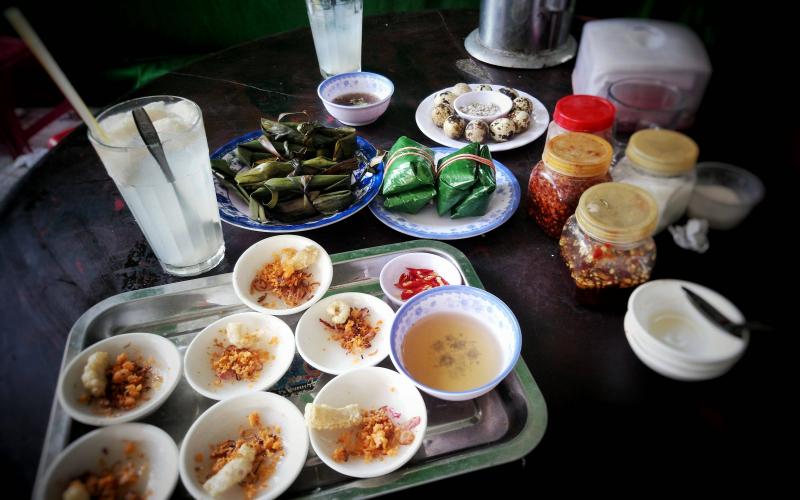 Bánh bèo 64 Trần Mai Ninh