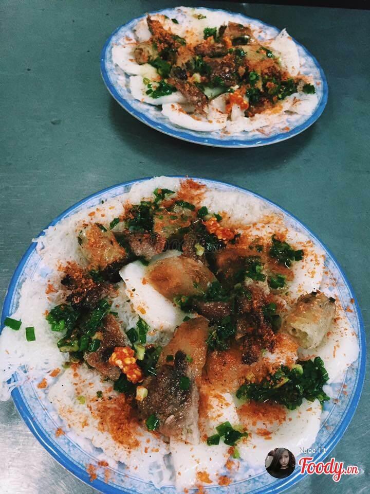 Hình ảnh đĩa bánh bèo kha hấp dẫn được thực khách đăng tải trên Foody.vn