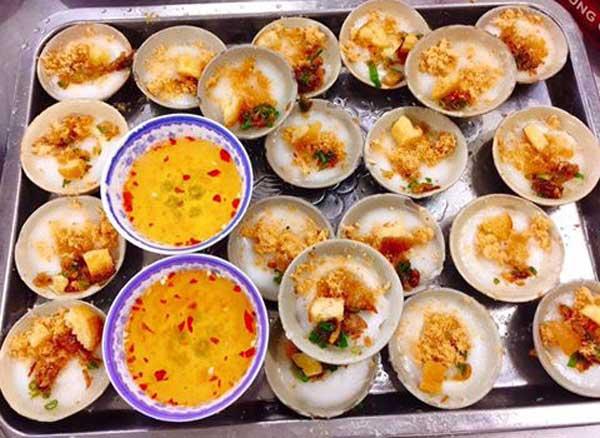 Bánh bèo Văn Minh