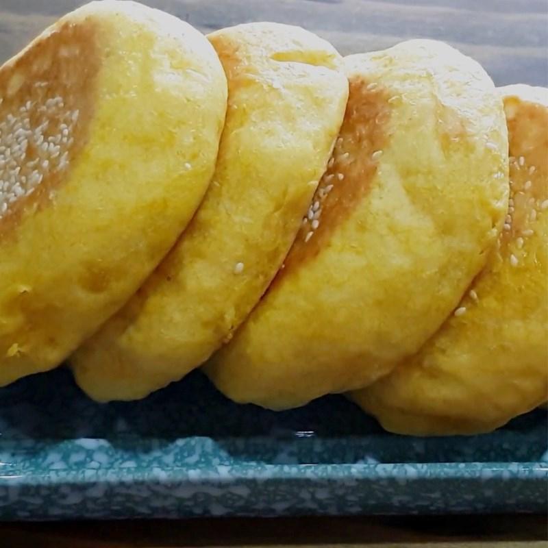 Bánh bí đỏ nướng