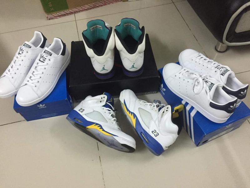 Jordan, Stan Smith order
