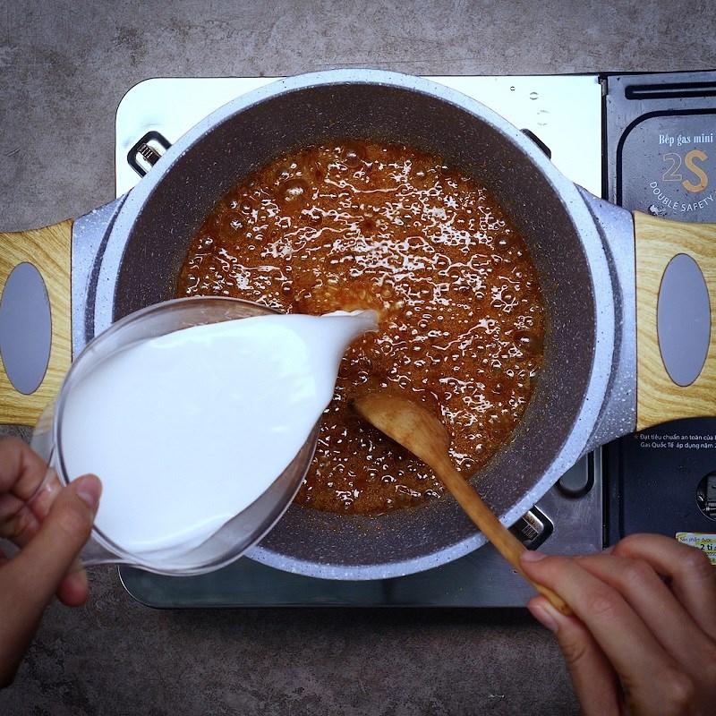 Bánh bò thốt nốt nướng