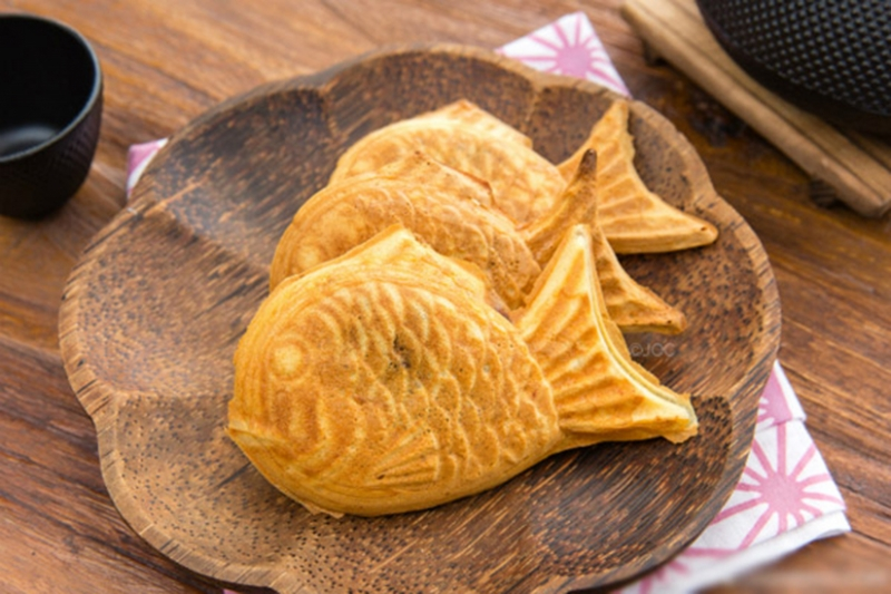 Bánh cá nướng nhân phomai