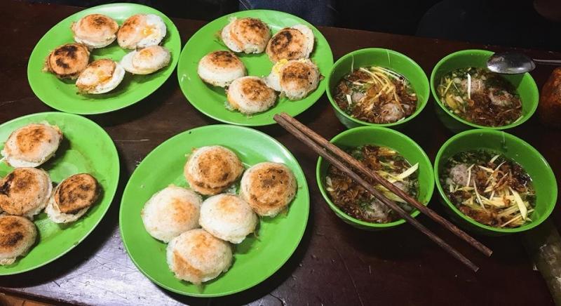 Bánh Căn - Nhà Chung