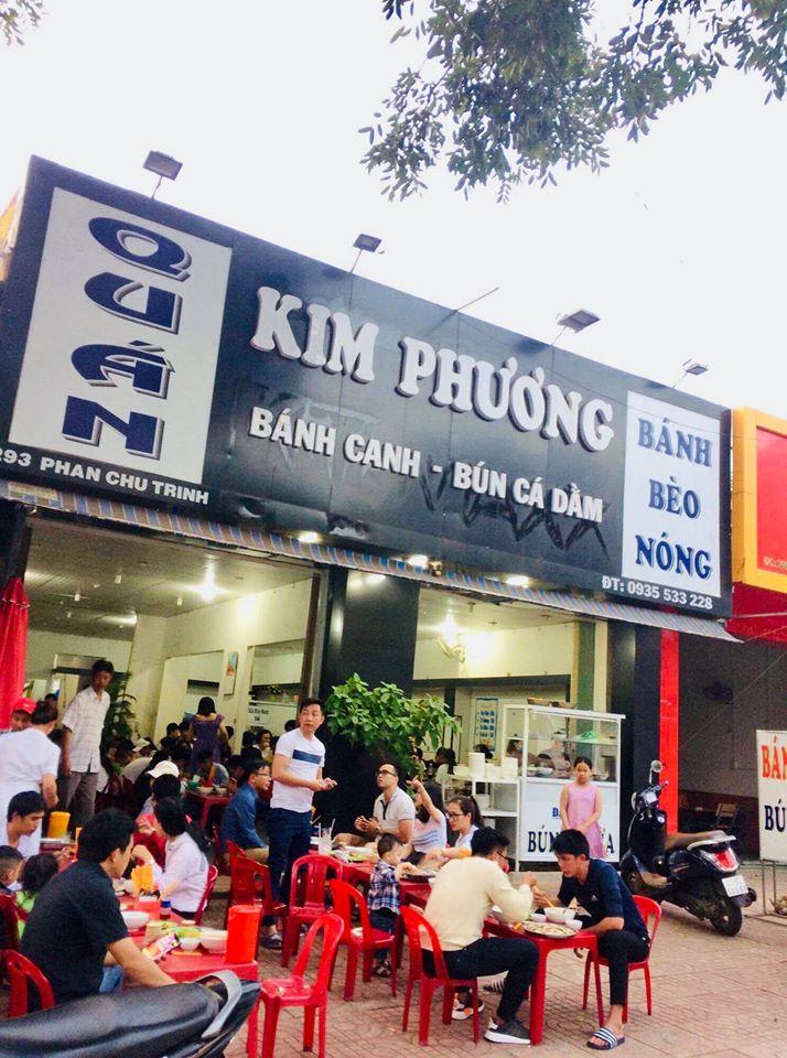 Bánh canh bún cá dằm Kim Phương