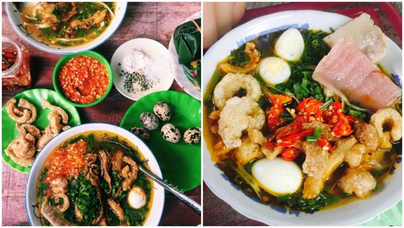 Bánh canh cá lóc Dì Hương