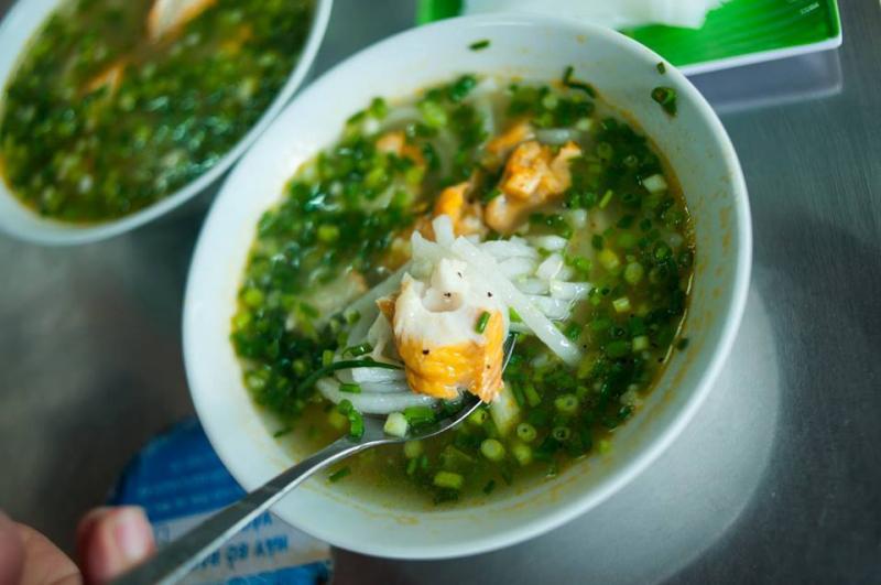 Bánh canh cá lóc Hải Triều