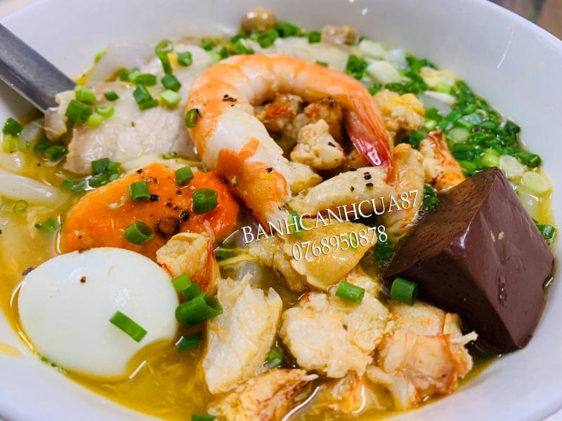 Bánh canh cua 87 Trần Khắc Chân