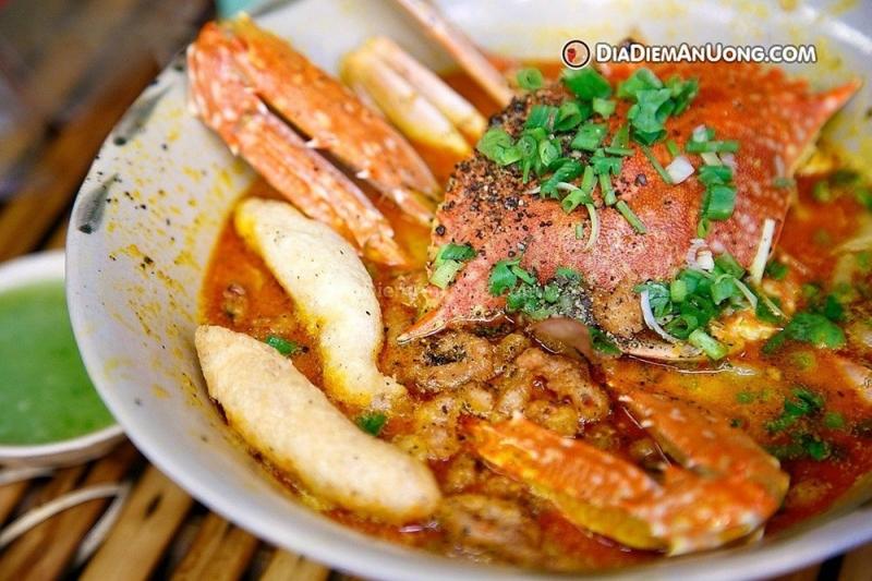 Top 10 quán bánh canh cua, ghẹ nổi tiếng nhất Sài Gòn