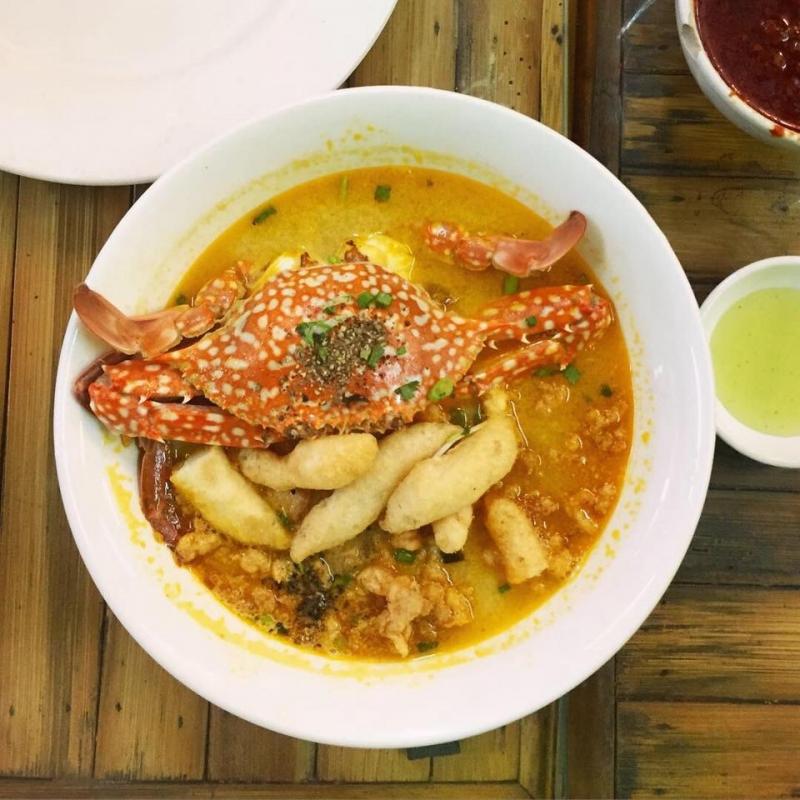 Bánh canh ghẹ Nguyễn Tri Phương