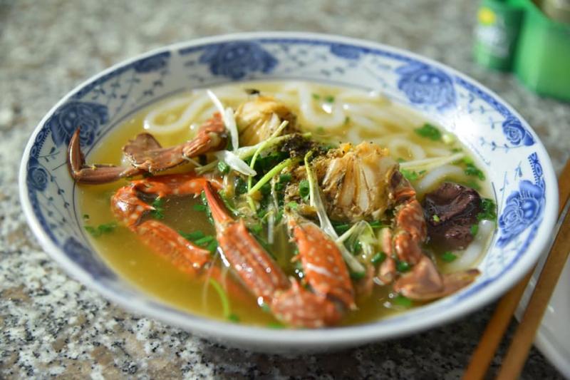 Bánh canh ghę Ngọc Lâm