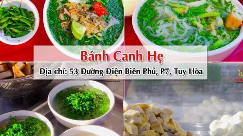 Bánh canh hẹ Thành Tâm - 53 Điện Biên Phủ