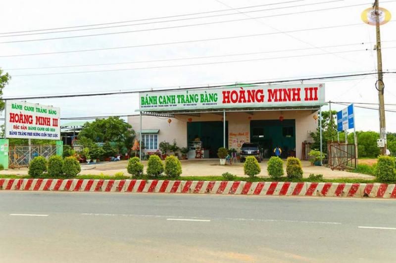 Bánh canh Hoàng Minh III