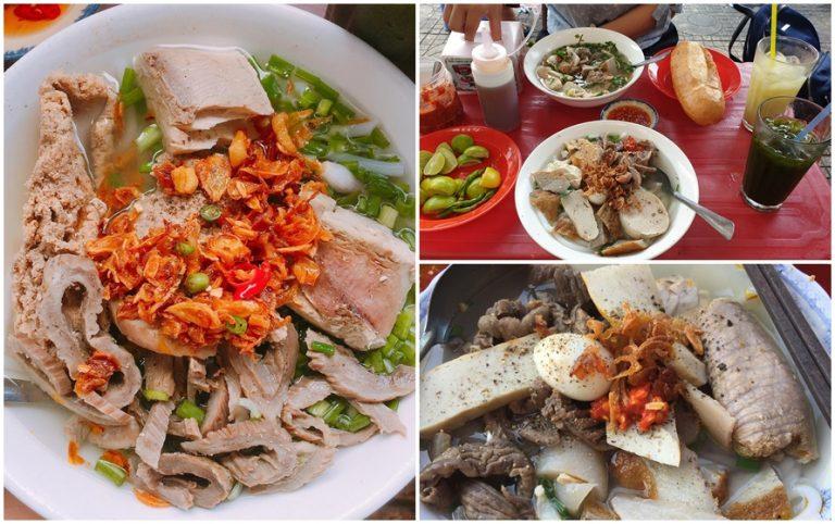 Bánh canh lòng cá – Trần Văn Ơn
