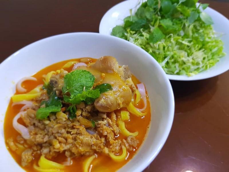 Mì Quảng Xuân An