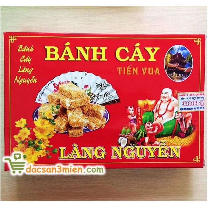 Bánh cáy - làng Nguyễn