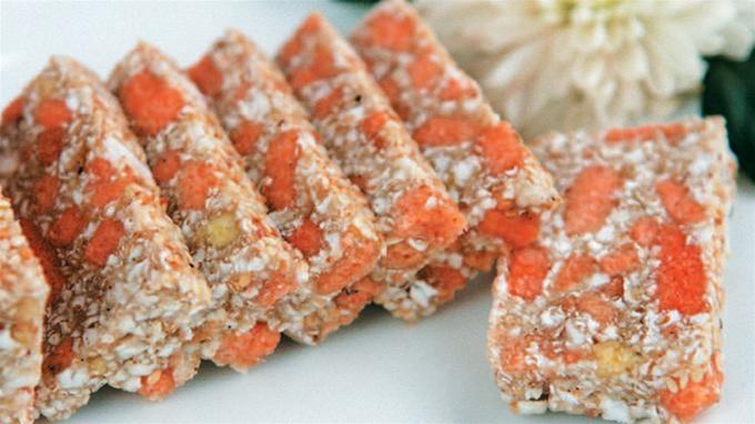 Bánh cáy đặc sản quê lúa Thái Bình