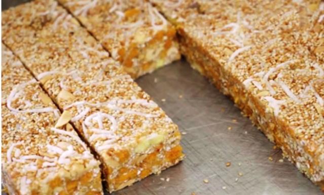 Bánh cáy, đặc sản Thái Bình