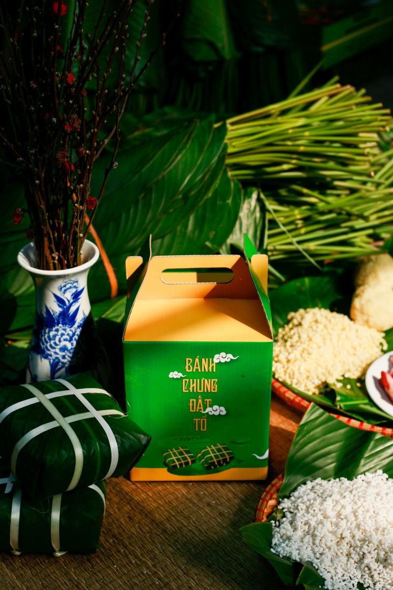 Bánh Chưng Đất Tổ - Di sản ẩm thực Việt