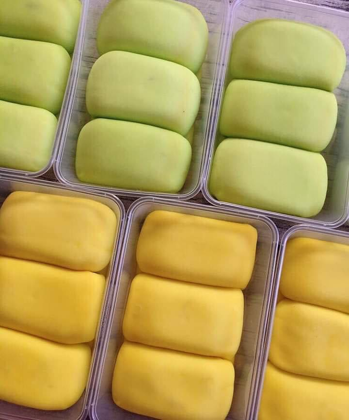 Bánh crep  sầu riêng Trần Phương Trinh