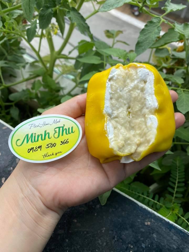 Bánh crepe Minh Thư