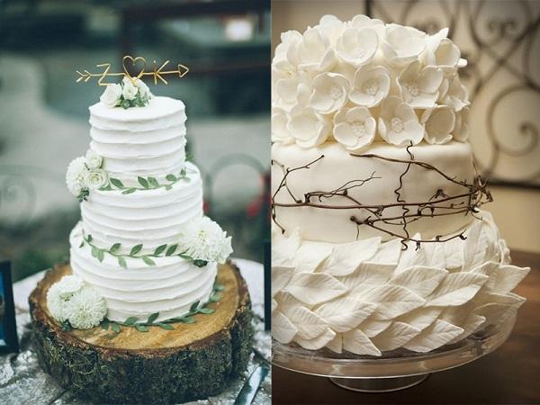 Đơn giản, tinh tế nhưng không kém phần quyến rũ, bạn có muốn tổ chức một buổi dạ tiệc cùng mẫu bánh này không?