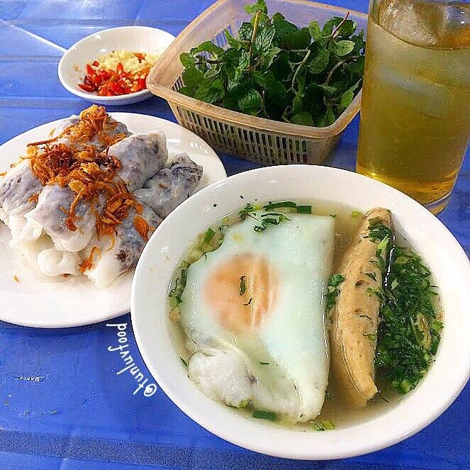 Cao Bang rolls