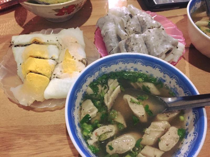 Bánh cuốn Hà Giang