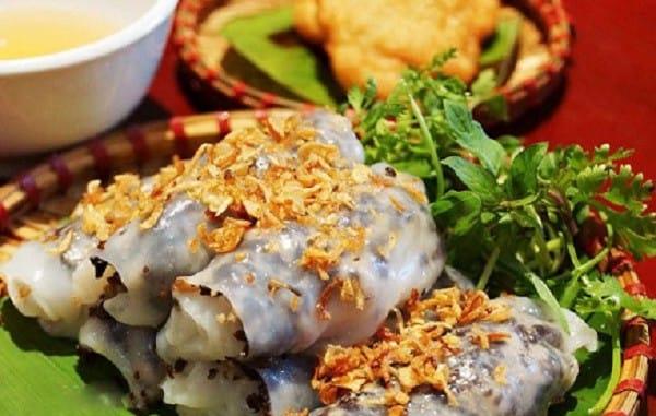 Bánh cuốn, món ăn ngon quê hương Phú Thọ