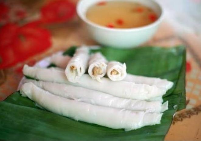 Bánh cuốn Phú Thị đặc sản Hưng Yên