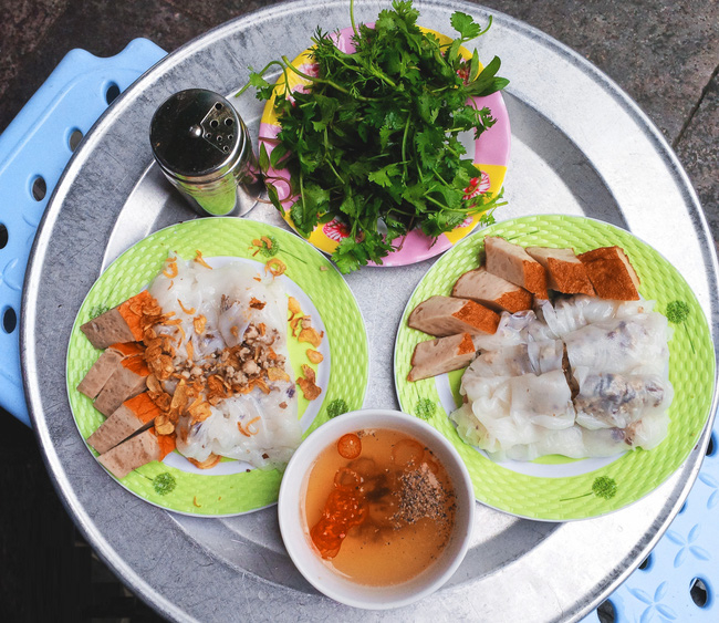 Bánh cuốn Quang An