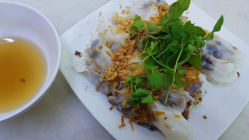 Bánh cuốn Thanh Vân