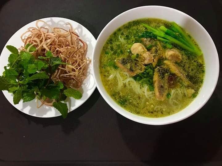 Bánh Đa Cá Hải Phòng - Nguyễn Ngọc Vũ