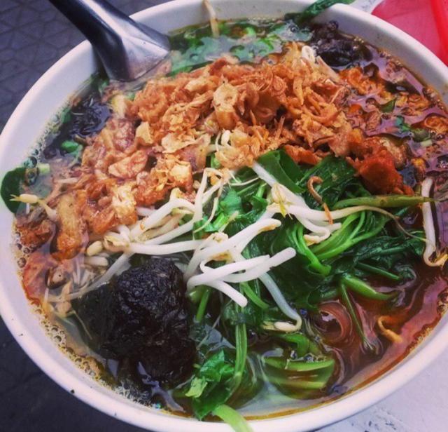 Bánh Đa Cua Da Liễu - Trần Phú
