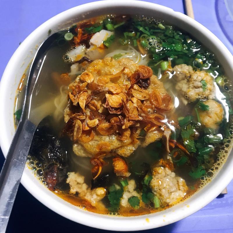 Bánh Đa Cua Đồng - Lương Khánh Thiện