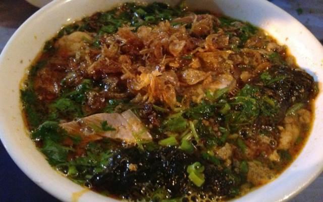 Bánh Đa Cua - Phan Bội Châu